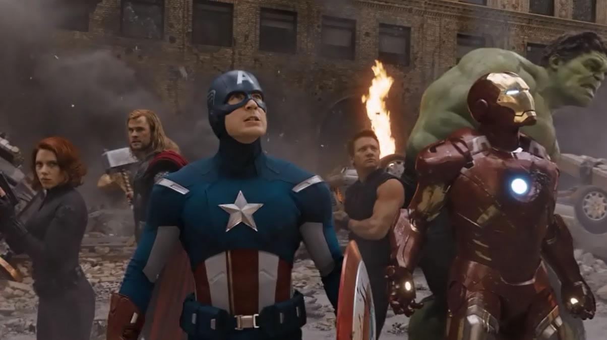 Мстители / The Avengers (кадр из фильма)