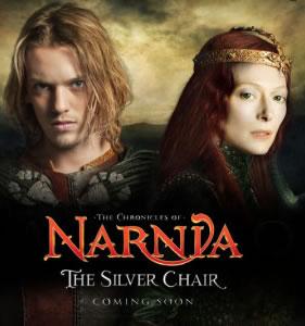 Хроники Нарнии 4 - Серебряное Кресло