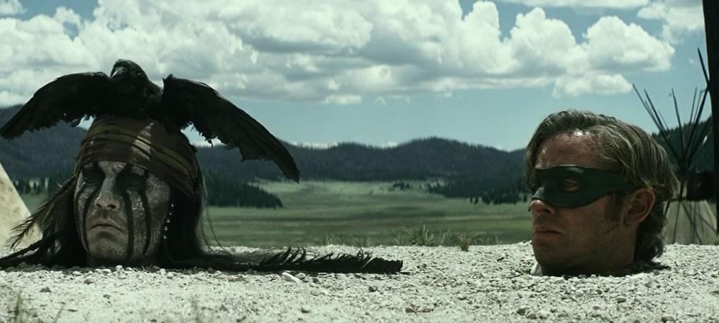 Одинокий рейнджер / The lone ranger (кадр из фильма)