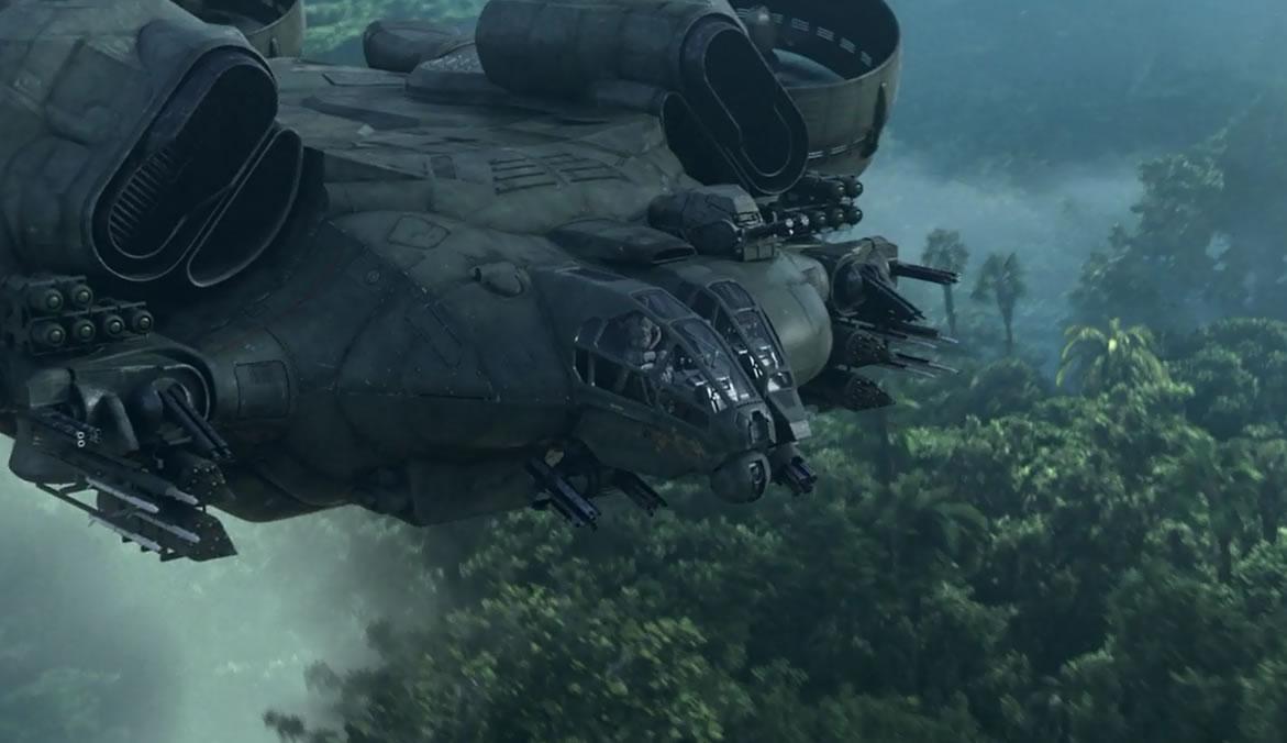 Аватар / Avatar (кадр из фильма)