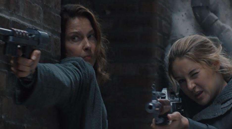 Дивергент / Divergent (кадр из фильма)