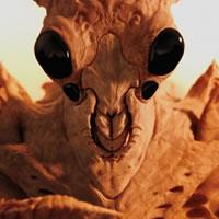 Инопланетный жук из Игры Эндера