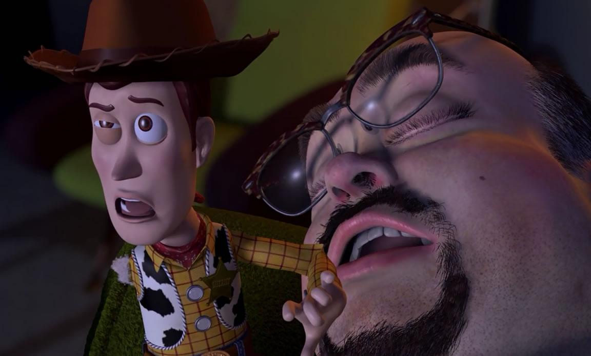 История игрушек 2 / Toy story 2 (кадр из мультфильма)