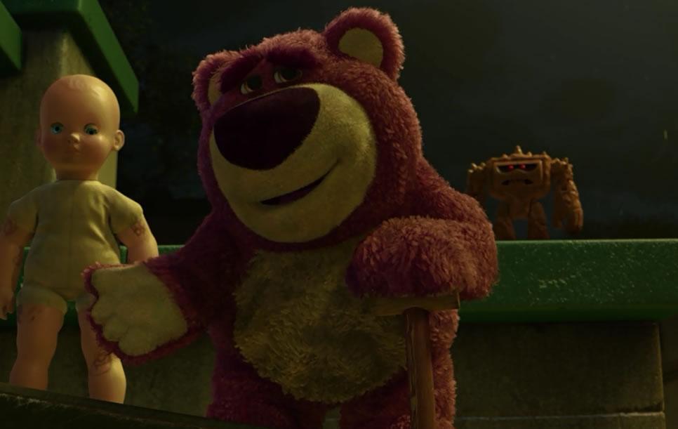 Toy Story 3 / История игрушек 3 Большой побег (кадр из мультфильма))