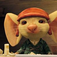Фильмы про животных: Приключения Десперо