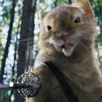 Мышка с наружкой из Нарнии