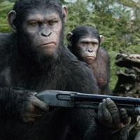 Фильмы про животных: Планета обезьян