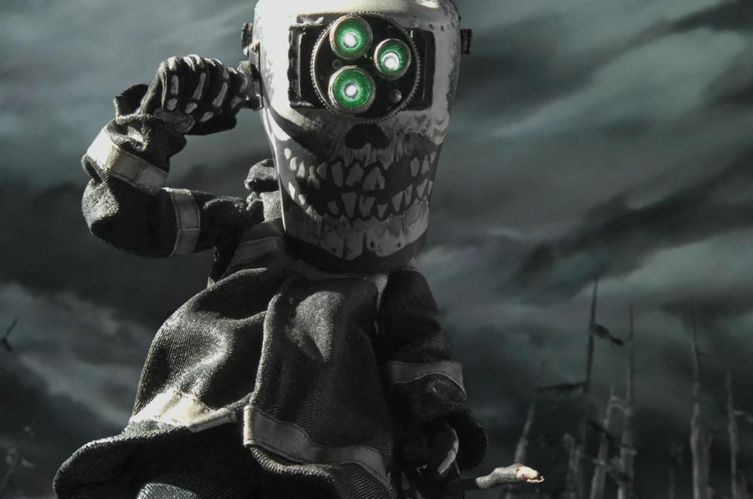 Коралина в стране кошмаров / Coraline (кадр из мультфильма)