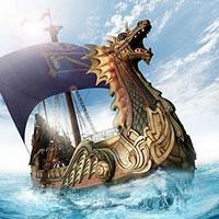 Корабль, на котором путешествуют нарнийцы