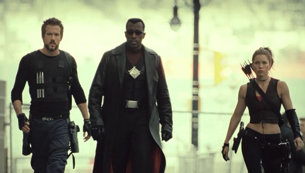 Blade: Trinity / Блэйд 3: Троица (кадр из фильма)