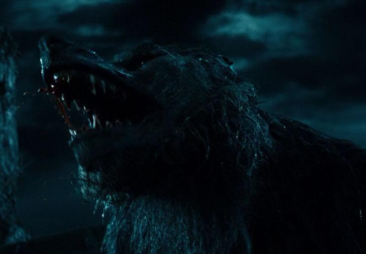 Underworld: Rise of the lycans / Другой мир 3: Восстание ликанов (кадр из фильма)