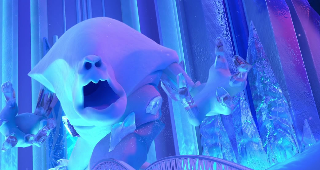Холодное сердце / Frozen (кадр из фильма)