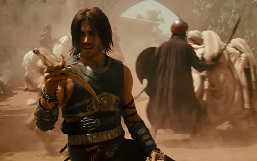 Prince of Persia: The Sands of Time / Принц Персии: Пески времени (кадр из фильма)