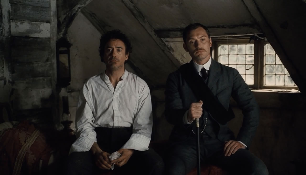 Шерлок Холмс / Sherlock Holmes (кадр из фильма)
