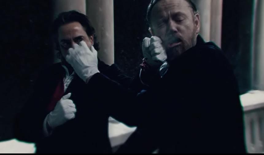 Шерлок Холмс 2: Игра теней / Sherlock Holmes: A game of shadows (кадр из фильма)