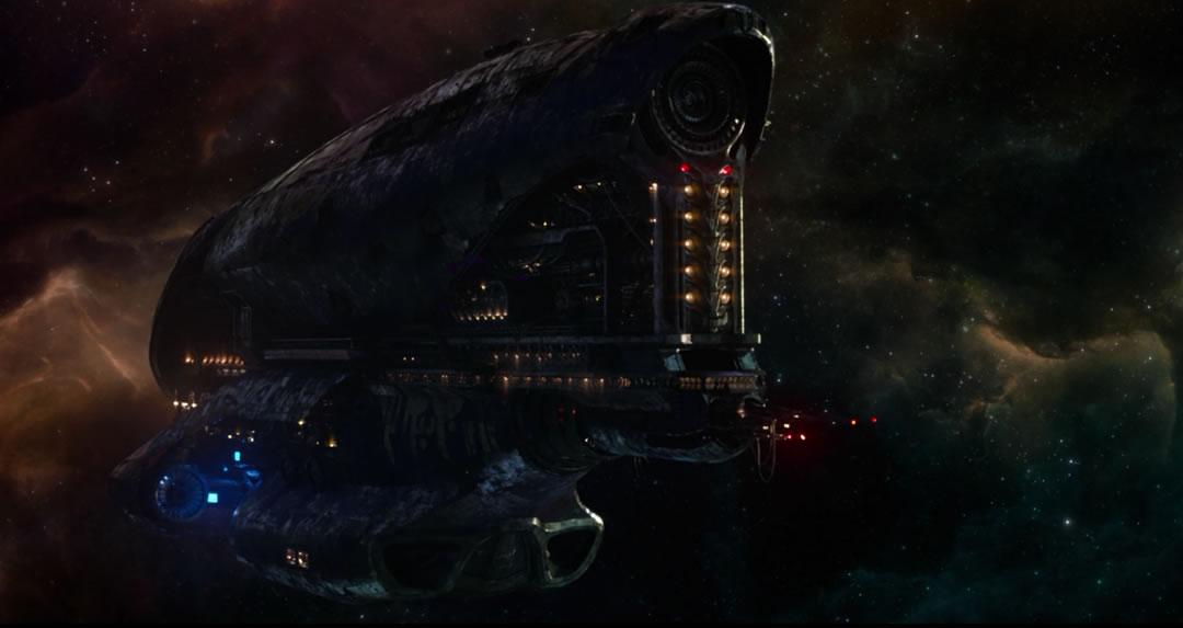Стражи Галактики / Guardians of the Galaxy (кадр из фильма)