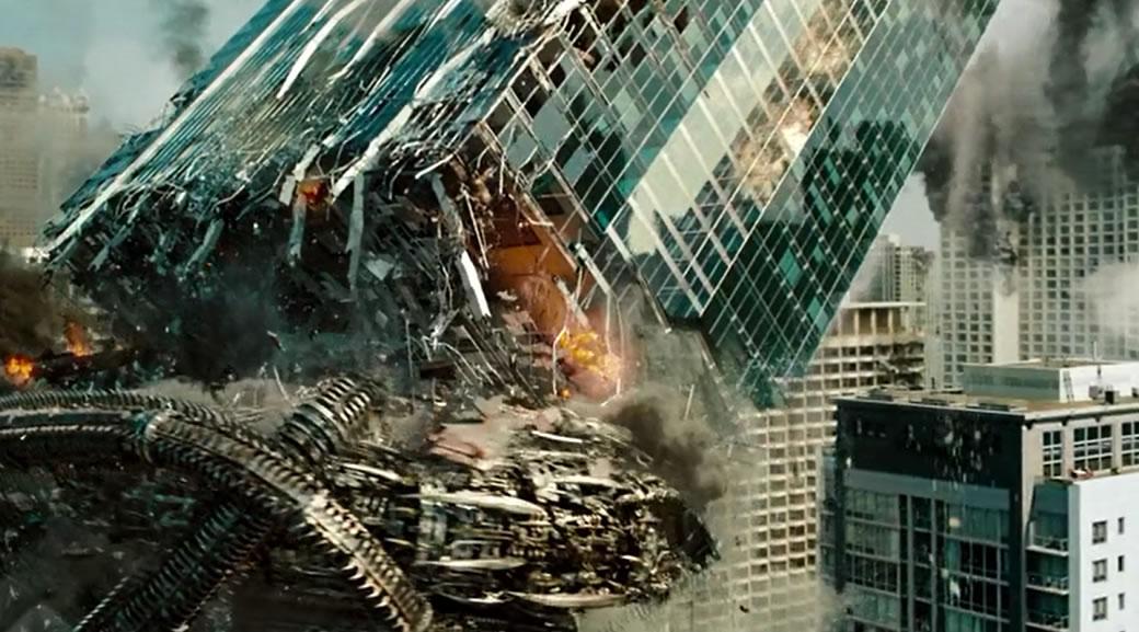 Трансформеры 3: Тёмная сторона Луны / Transformers: Dark of the Moon (кадр из фильма)