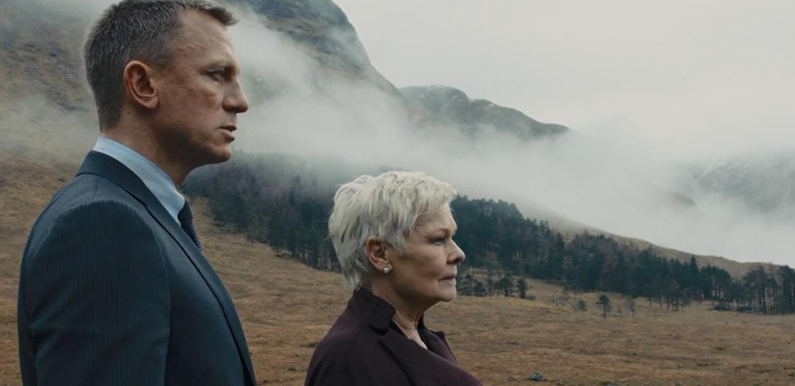 Агент 007: Координаты «Скайфолл» / Skyfall (кадр из фильма)