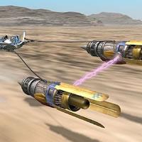 Гонки: Звездные войны 1
