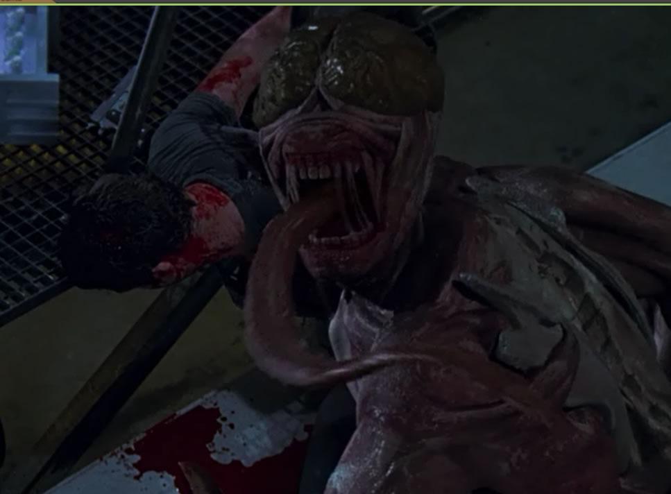Обитель зла / Resident evil (кадр из фильма)