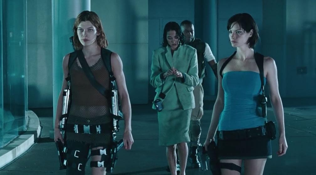 Resident evil: Apocalypse / Обитель зла 2: Апокалипсис (кадр из фильма)