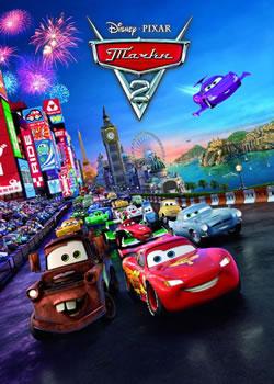 Тачки 2 / Cars 2 (плакат)