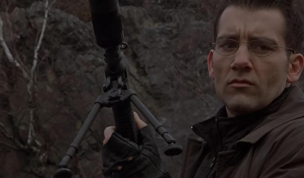 Идентификация Борна / The Bourne Identity (кадр из фильма)