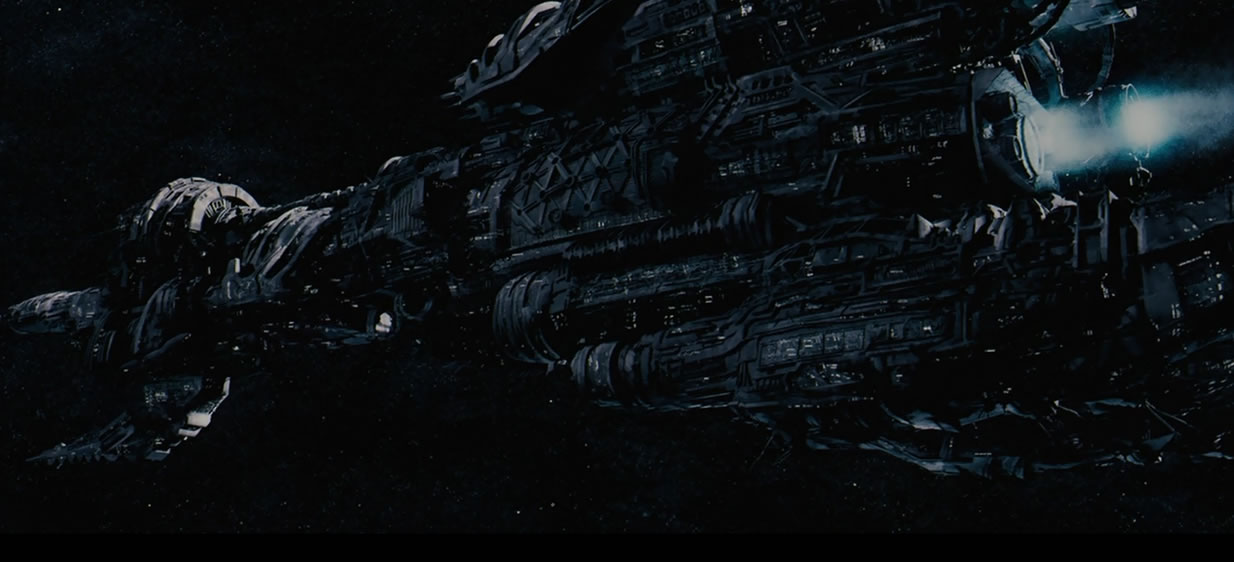 Пандорум / Pandorum (кадр из фильма)