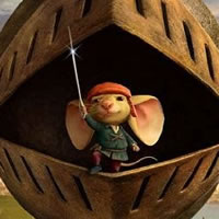 Фильмы про рыцарей: Приключения Десперо