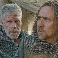 Фильмы про рыцарей: Время ведьм