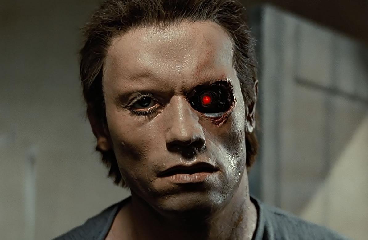 Терминатор 1 / The Terminator (кадр из фильма)