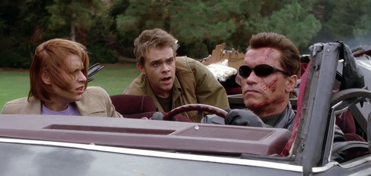 Терминатор 3: Восстание машин / Terminator 3: Rise of the Machines (кадр из фильма)