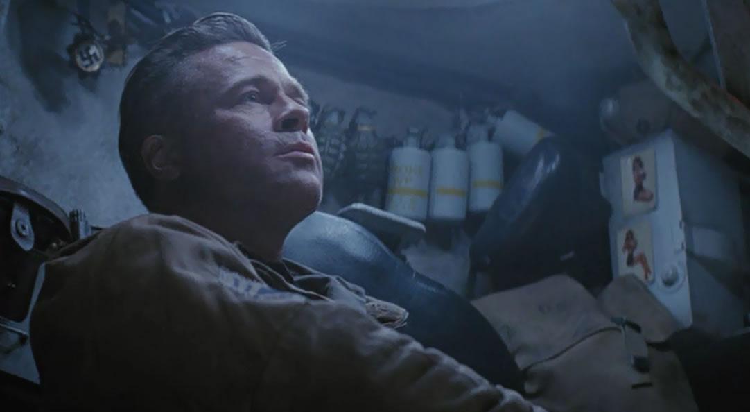 Ярость / Fury (кадр из фильма)