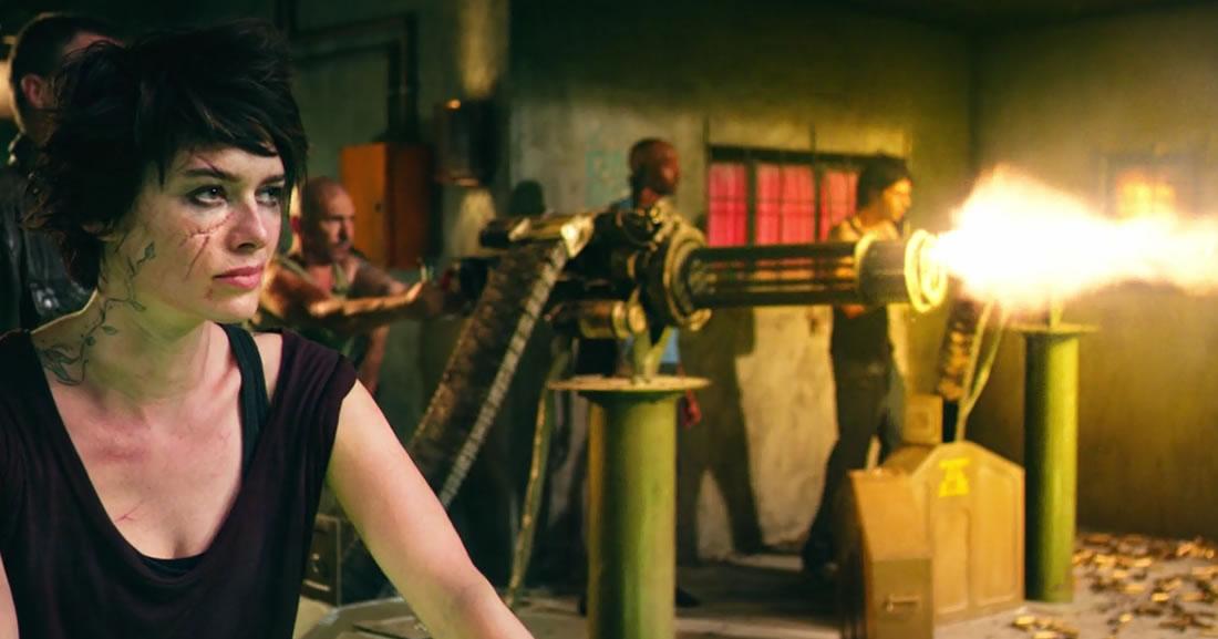 Судья Дредд / Dredd (2012) - кадр из фильма