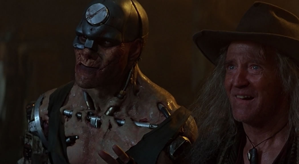 Судья Дредд / Judge Dredd (1995) - кадр из фильма