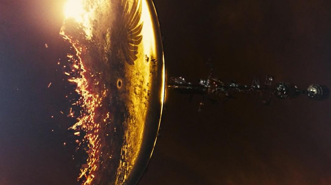 Пекло / Sunshine (кадр из фильма)