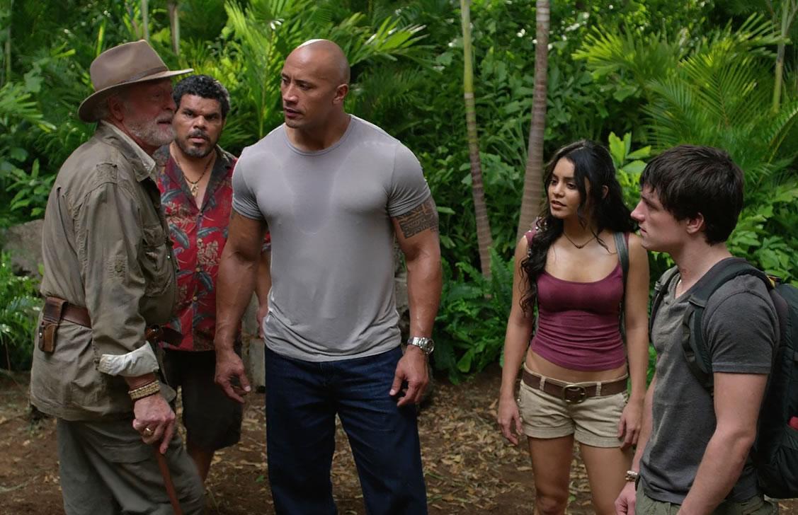 Journey 2: The Mysterious Island / Путешествие 2: Таинственный остров (кадр из фильма)