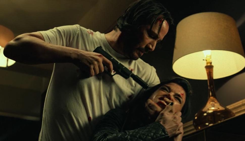 Джон Уик / John Wick (кадр из фильма)
