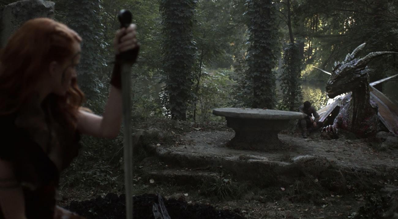 Сердце дракона 3: Проклятие чародея / Dragonheart 3: The Sorcerer's Curse - кадр из фильма