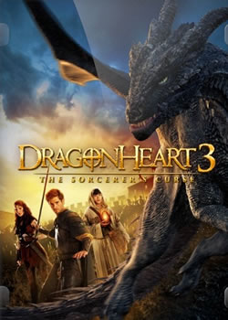 Сердце дракона 3: Проклятие чародея / Dragonheart 3: The Sorcerer's Curse - плакат