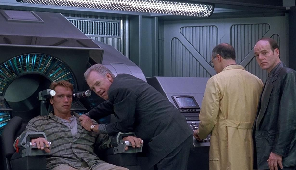 Вспомнить всё (1990) / Total Recall - кадр из фильма