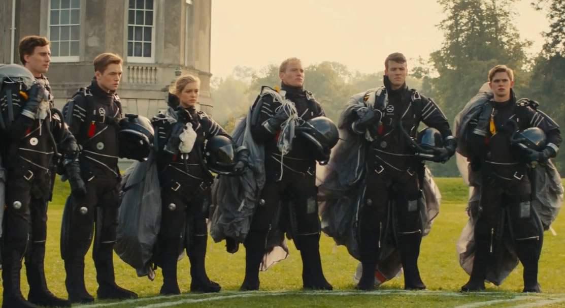 Kingsman: Секретная служба / Kingsman: The Secret Service (кадр из фильма)