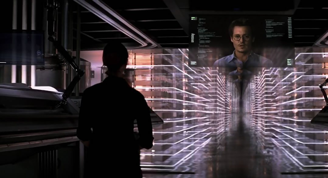 Превосходство / Transcendence (кадр из фильма)
