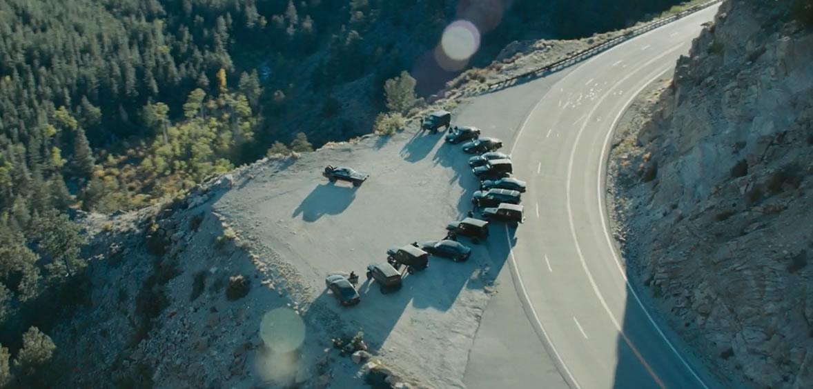 Форсаж 7 / Furious Seven (кадр из фильма)