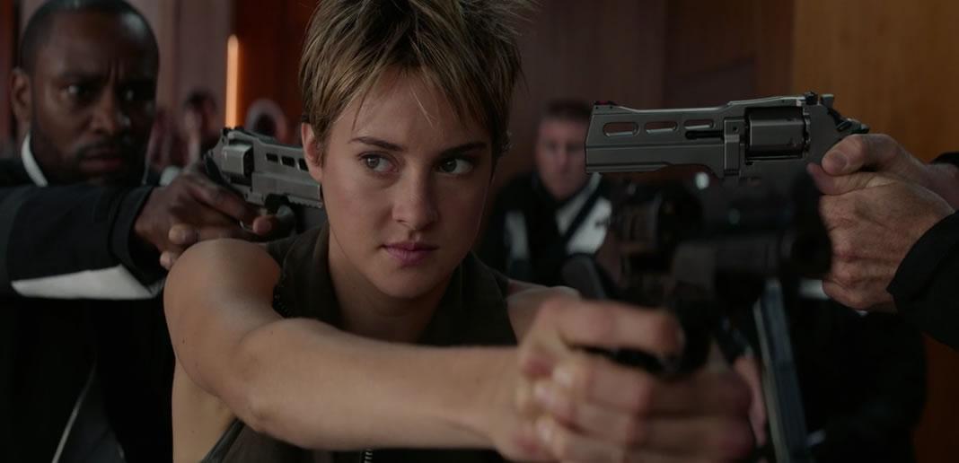 Дивергент 2: Инсургент / Insurgent Divergent (кадр из фильма)