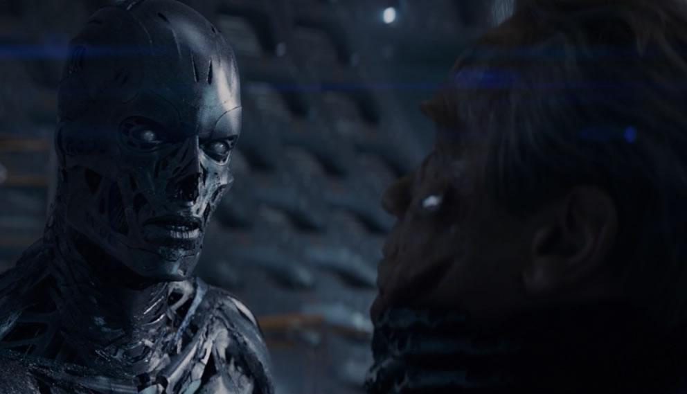 Терминатор 5: Генезис / Terminator Genisys (кадр)