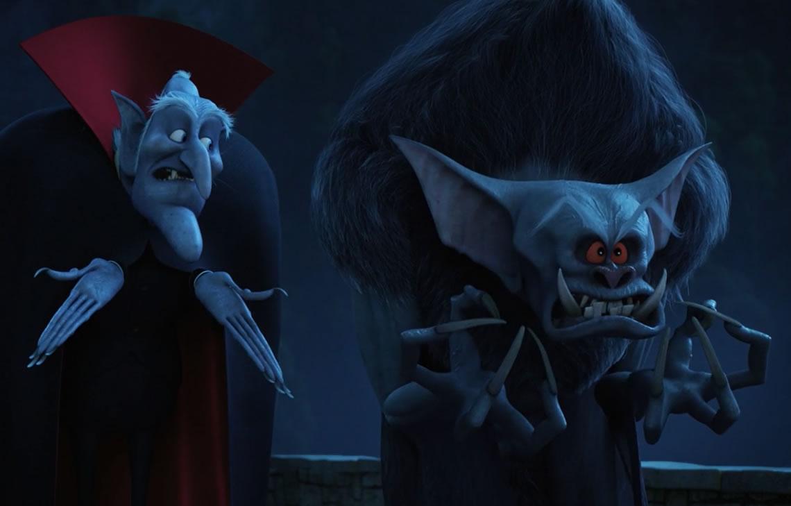 Монстры на Каникулах 2 (кадр из фильма)