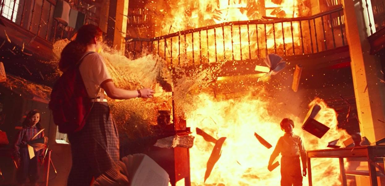 Люди Икс 6 - Апокалипсис - кадр