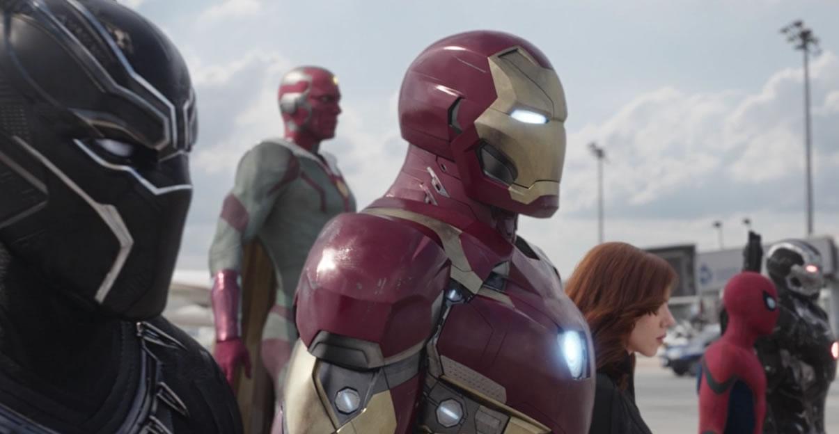 Captain America: Civil War / Первый мститель противостояние (кадр)