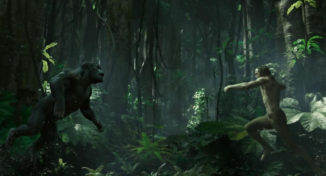 Тарзан - кадр